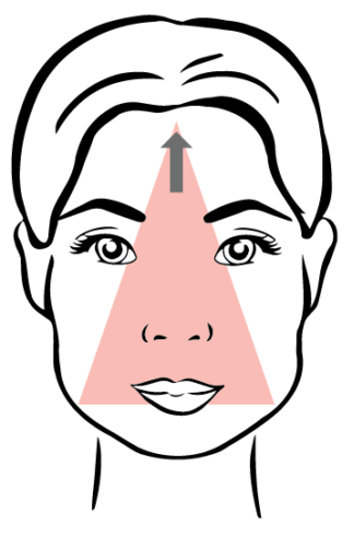 Intro to Your Triangle-Up Face Shape