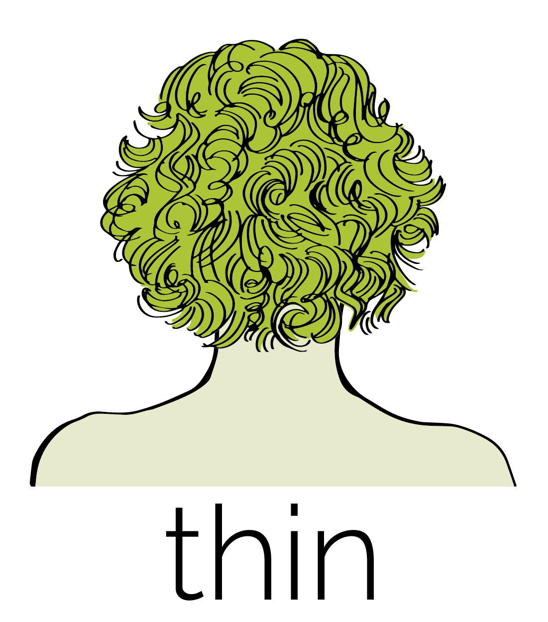 Intro to Your Thin Hair Type