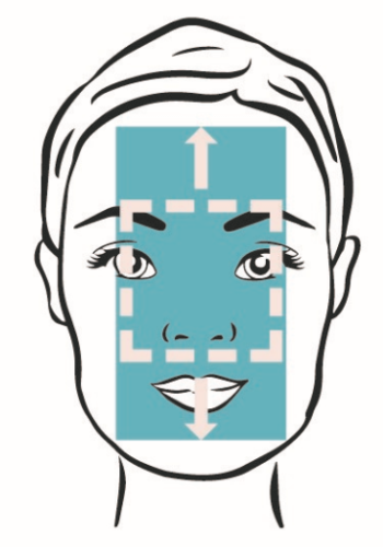 Intro to Your Square-Long Face Shape