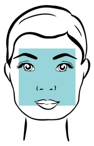 Intro to Your Square Face Shape
